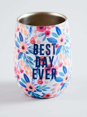 Vow'd Best Day Ever Tumbler - Altar'd State