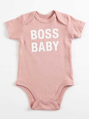 Tullabee Boss Baby Onesie - Altar'd State