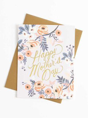 Mother's Day Floral Card - Altar'd State
