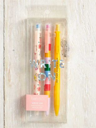 Write On Mechanical Pencil Set - Altar'd State