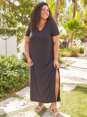 Shalynda Maxi Dress - Altar'd State