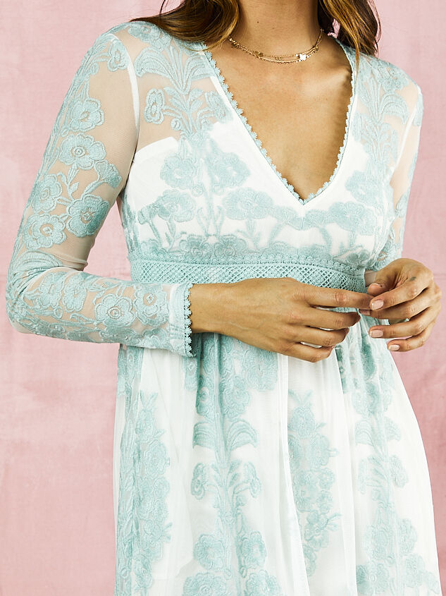 Norrie Maxi Dress Detail 4 - Altar'd State