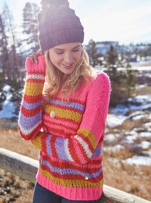 Hudgins Sweater - Altar'd State