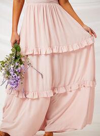 Rexi Maxi Dress Detail 4 - Altar'd State