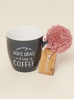 God's Grace Gift Tag Mug - Altar'd State