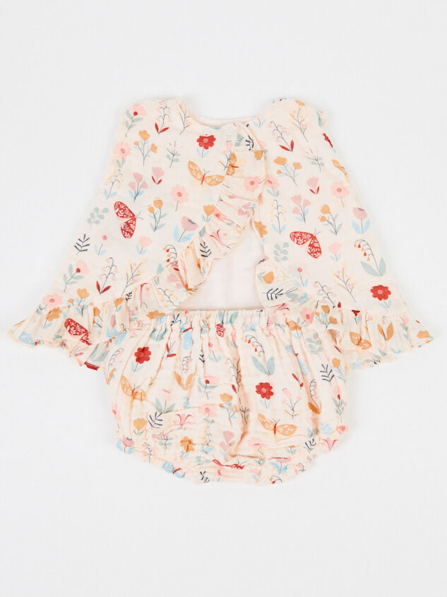 Tullabee Butterfly Top & Bloomers Detail 3 - Altar'd State