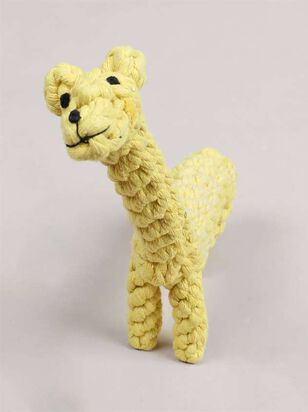 Giraffe Dog Toy - Altar'd State