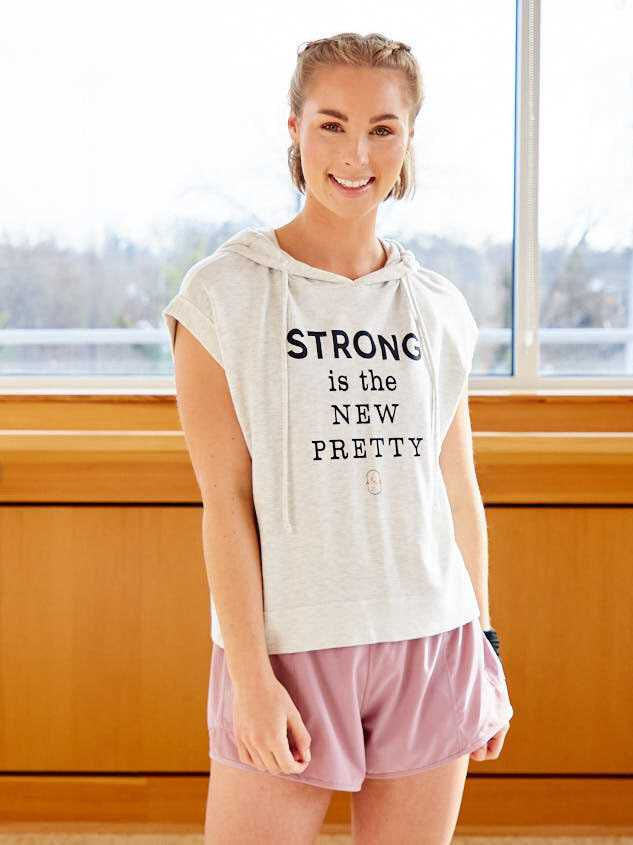 Revival Strong is the New Pretty Top Detail 5 - Altar'd State
