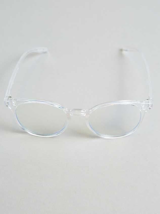 Joanie Blue Light Glasses Detail 2 - Altar'd State