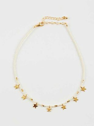 Seeing Stars Choker Necklace - Altar'd State