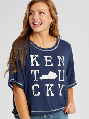 Kentucky Game Day Top - Altar'd State