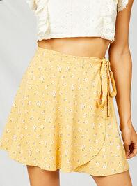 Alena Wrap Skirt - Altar'd State