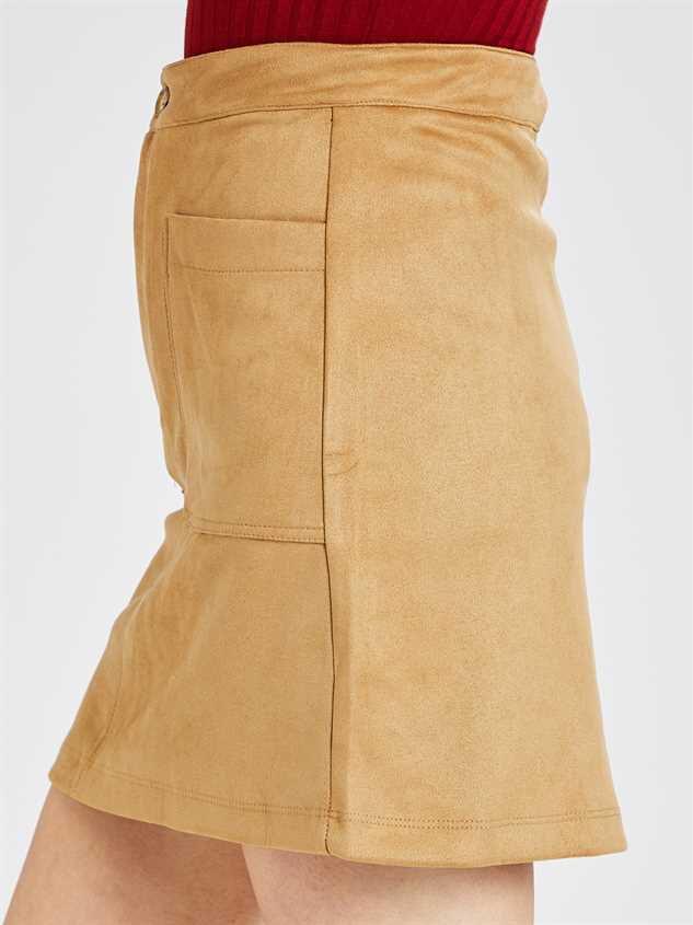Tompkins Skirt Detail 3 - Altar'd State