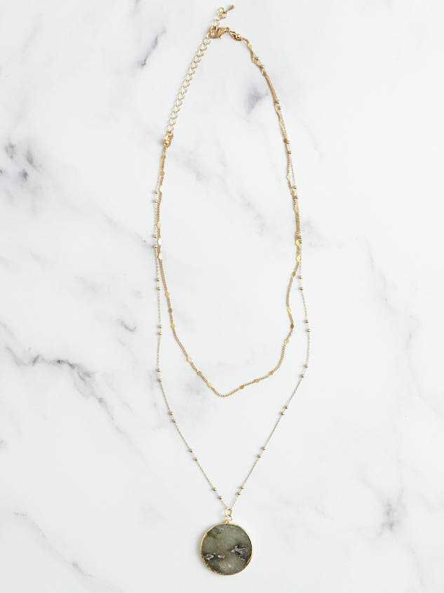 Lydia Necklace - Altar'd State