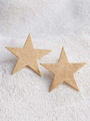 Star Post Earrings - Altar'd State