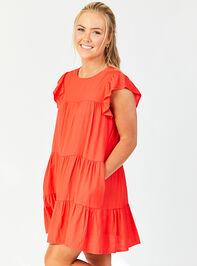 Lila Dress Detail 3 - Altar'd State