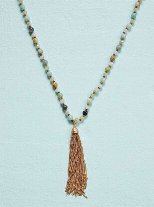 Bead Extravaganza Necklace - Altar'd State