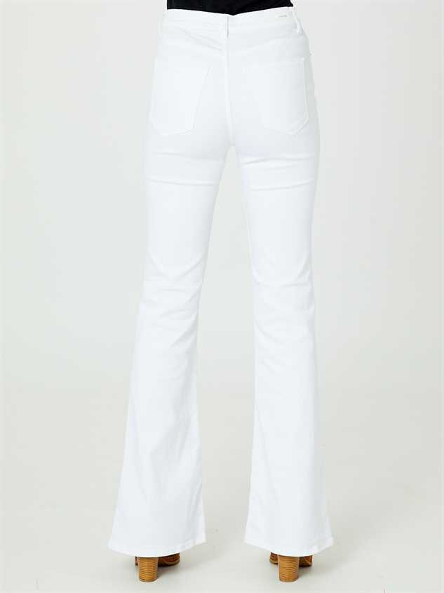 So Social Flare Jeans Detail 5 - Altar'd State