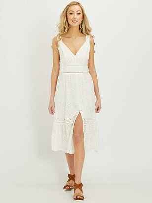 Catalina Midi Dress - Altar'd State