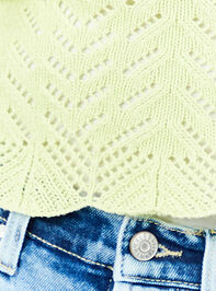 Ophelia Crochet Top Detail 4 - Altar'd State