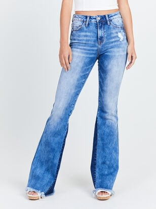 Katy Flare Jeans - Altar'd State