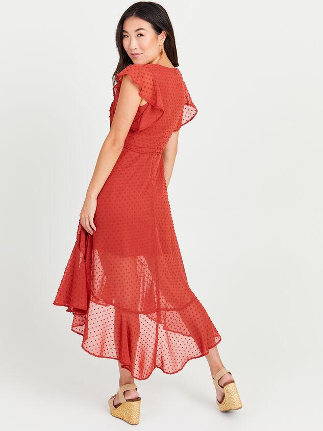 Florentina Maxi Dress Detail 3 - Altar'd State