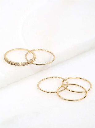 Singapore Ring Set - Altar'd State