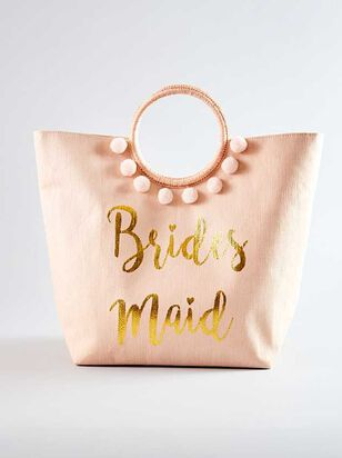 Vow'd Bridesmaid Tote - Altar'd State