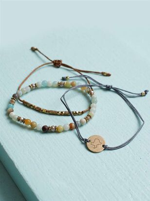 Texas Friendship Bracelets - Altar'd State