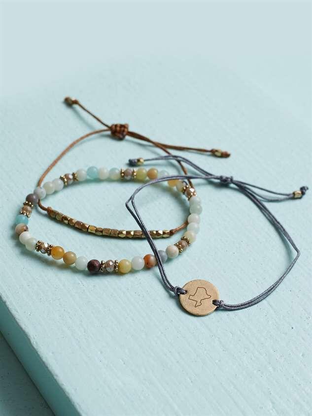 Texas Friendship Bracelets - Altar'd State