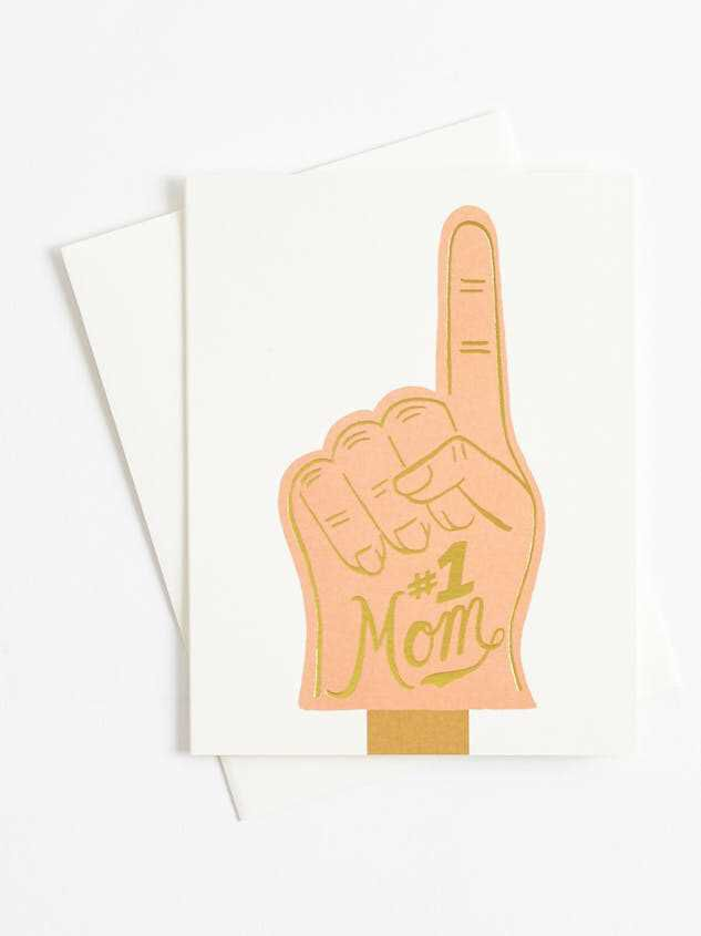#1 Mom Card - Altar'd State