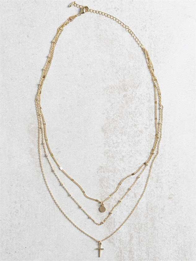 Roman Necklace Detail 2 - Altar'd State