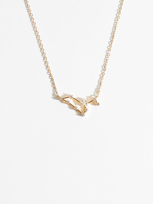 Zodiac Charm Necklace - Leo - Altar'd State
