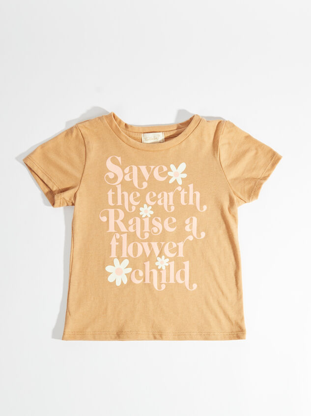 Tullabee Raise A Flower Child Tee - Altar'd State