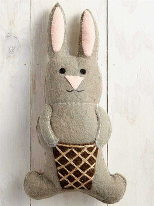 Tullabee Bunny Tooth Fairy Friend - Altar'd State