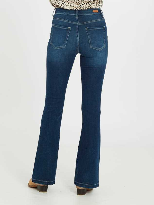 Mason Flare Jeans Detail 4 - Altar'd State