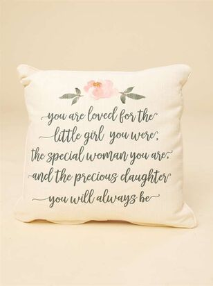 You are Loved Pillow - Altar'd State