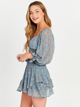 Michelle Long Sleeve Top - Altar'd State