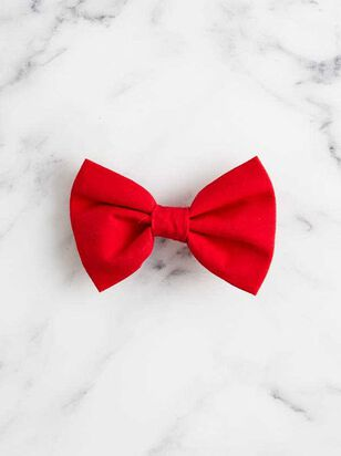 Bear & Ollie's Red Dog Bow Tie - Altar'd State