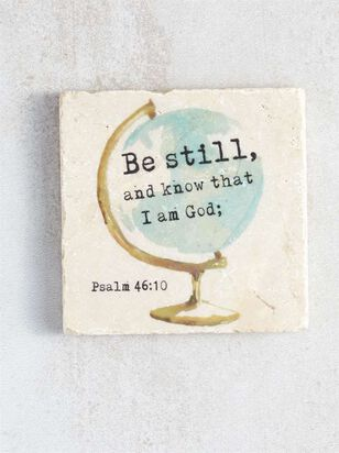 Psalm 46:10 Coaster - Altar'd State
