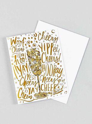 Vow'd Celebration Confetti Card - Altar'd State