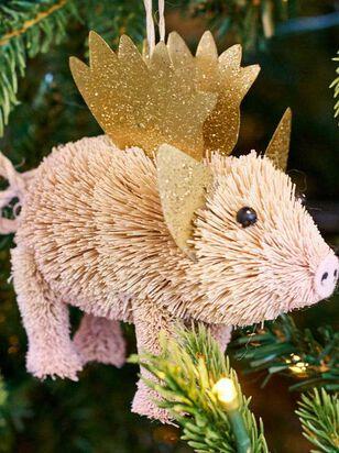 Angel Pig Ornament - Altar'd State