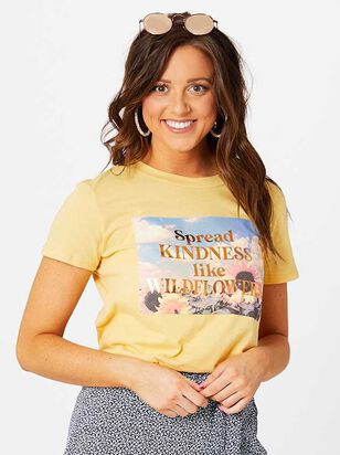Wildflower Kindness Top - Altar'd State