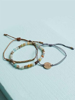 West Virginia Friendship Bracelets - Altar'd State