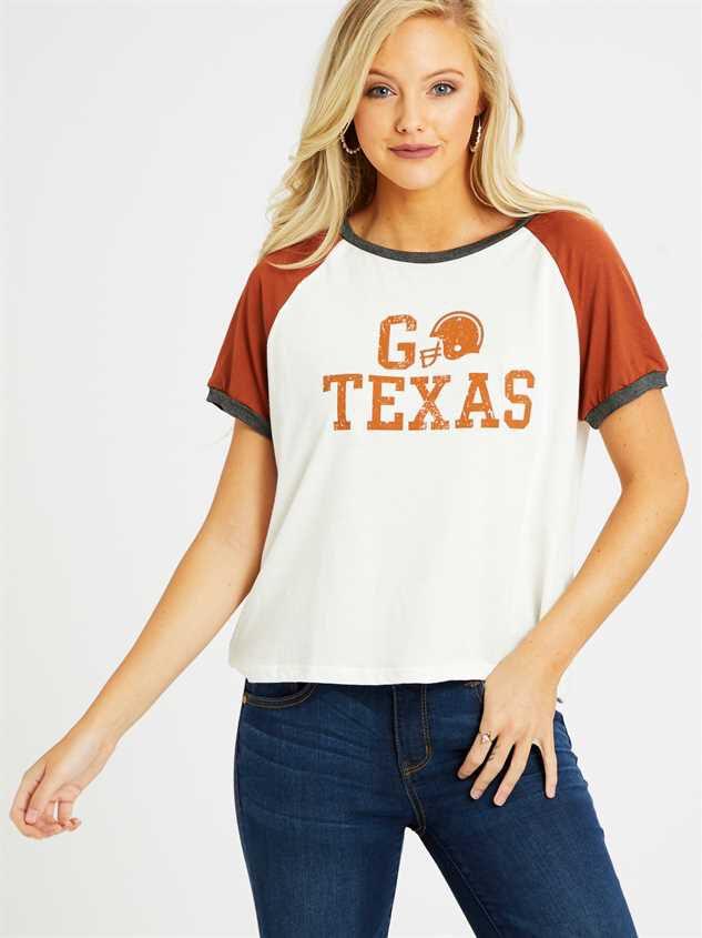 Go Texas Top - Altar'd State