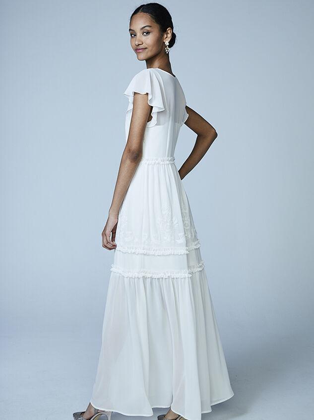 Vow'd Bonhomie Dress Detail 2 - Altar'd State