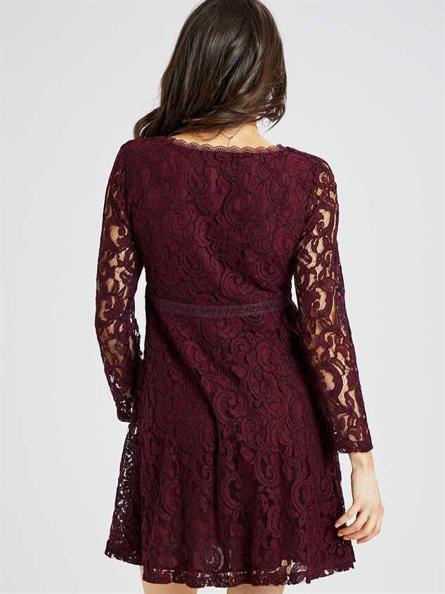 Calysta Dress Detail 3 - Altar'd State