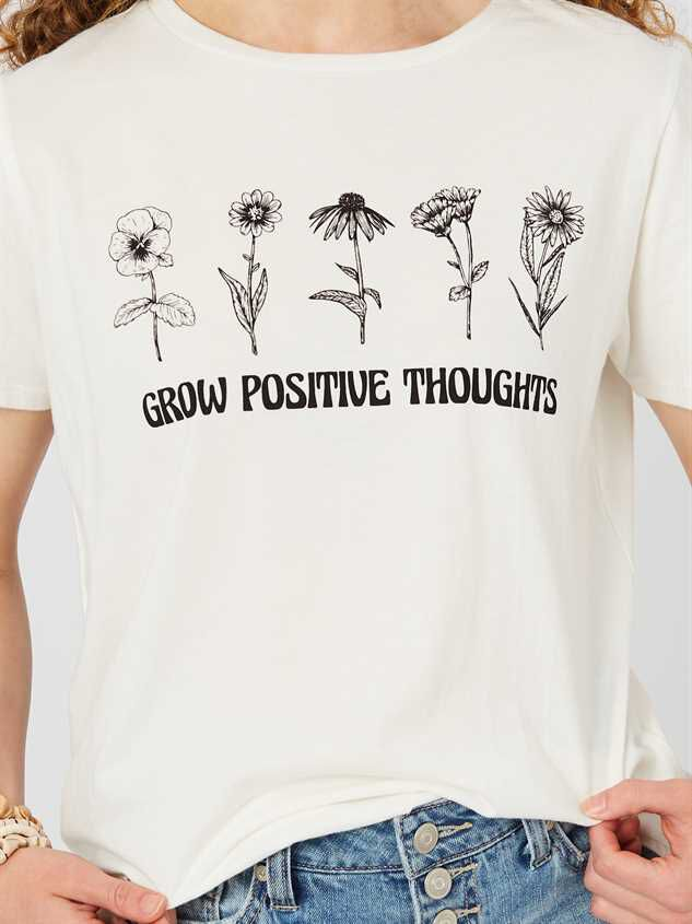 Grow Positive Thoughts Top Detail 4 - Altar'd State