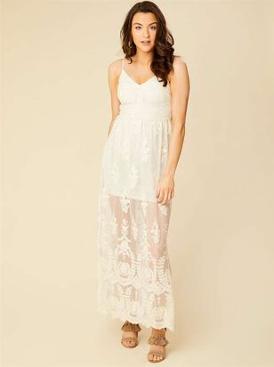 Apolonia Maxi Dress - Altar'd State