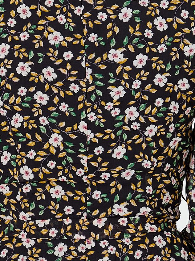 Violette  Dress Detail 4 - Altar'd State